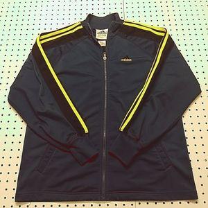 Adidas Track Jacket, Size Medium